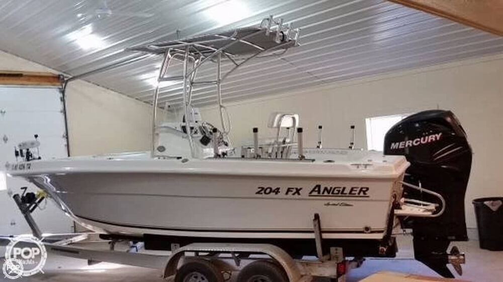 2006 Angler 204 FX Limited Edition - Photo #2