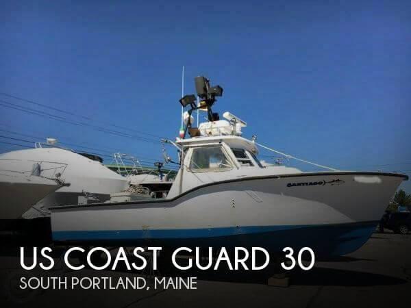 1968 US Coast Guard 30 - Photo #1