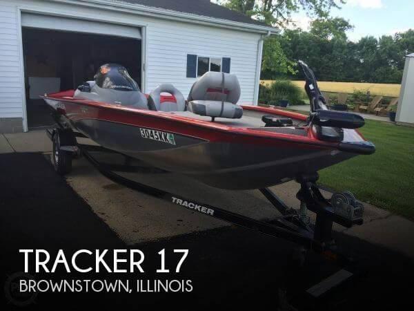 2011 Tracker 17 - Photo #1