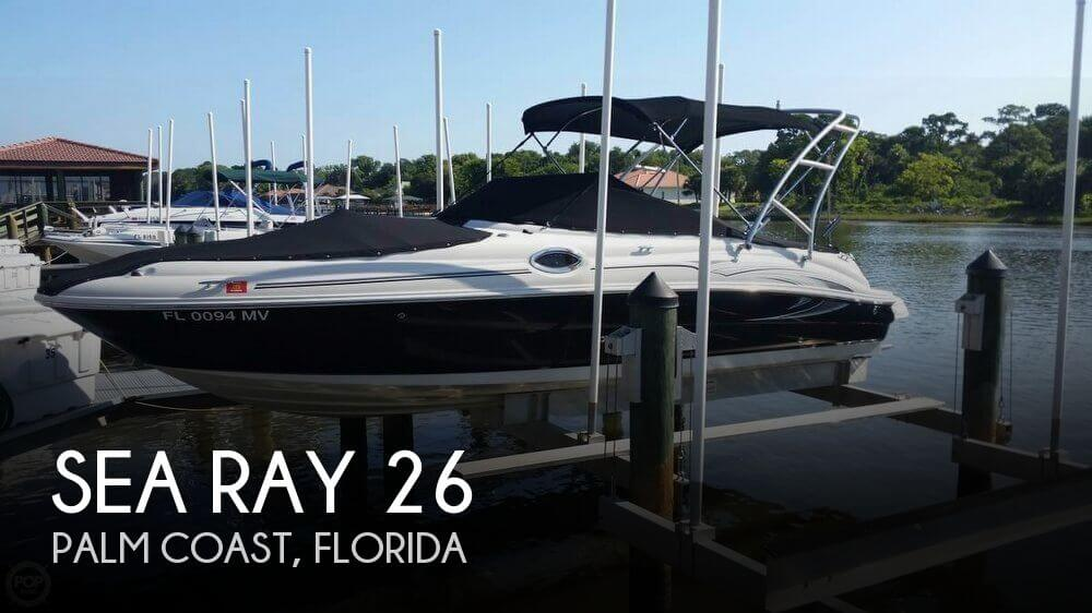 2005 Sea Ray 26 - Photo #1
