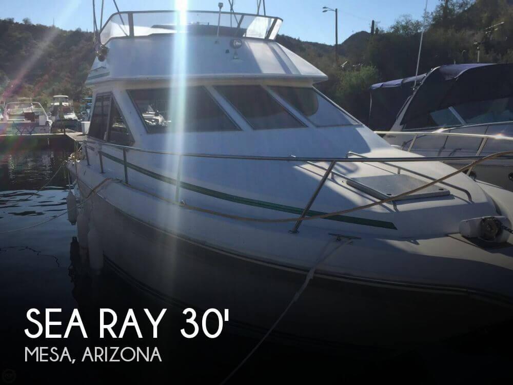 1989 Sea Ray 30 - Photo #1