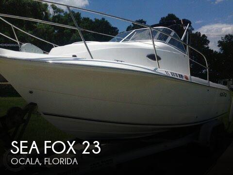 2004 Sea Fox 23 - Photo #1