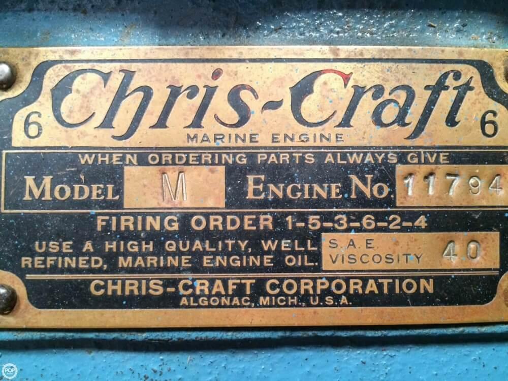 1941 Chris-Craft 22 - Photo #11