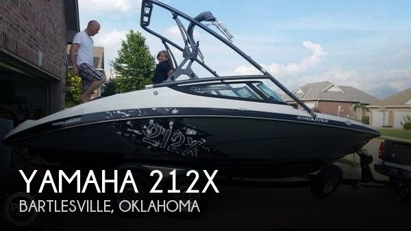 2014 Yamaha 21 - Photo #1
