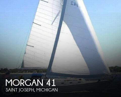 1968 Morgan 41 - Photo #1
