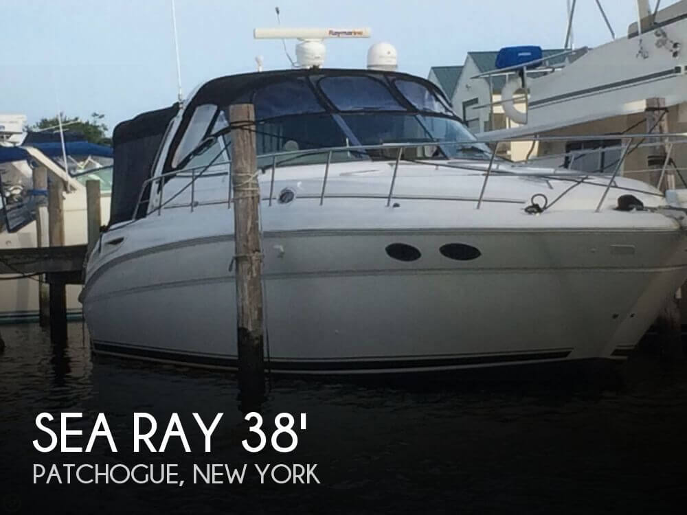 2003 Sea Ray 38 - Photo #1