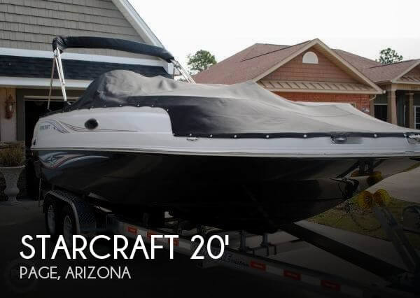 2013 Starcraft 20 - Photo #1