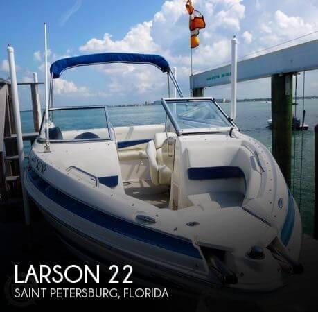2008 Larson 22 - Photo #1