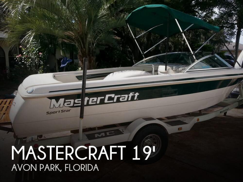 1999 Mastercraft 19 - Photo #1