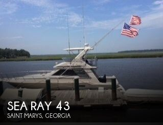 1988 Sea Ray 43 - Photo #1