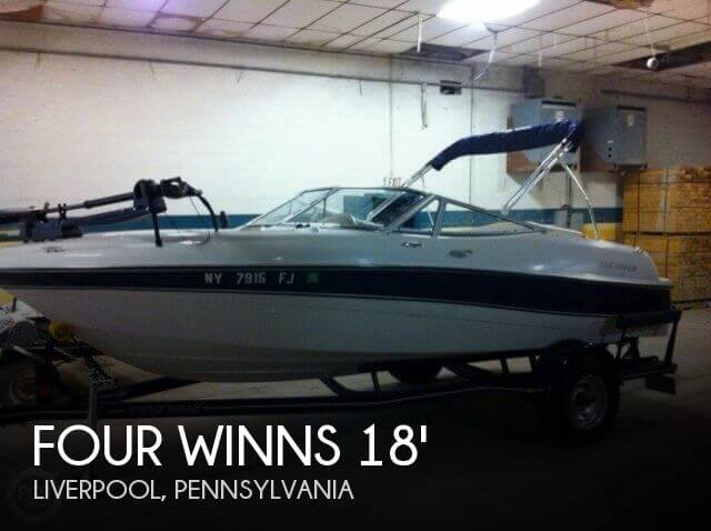 2006 Four Winns 18