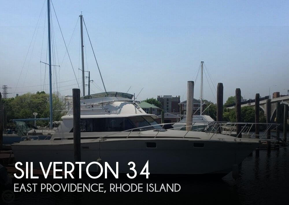 1981 Silverton 34 - Photo #1