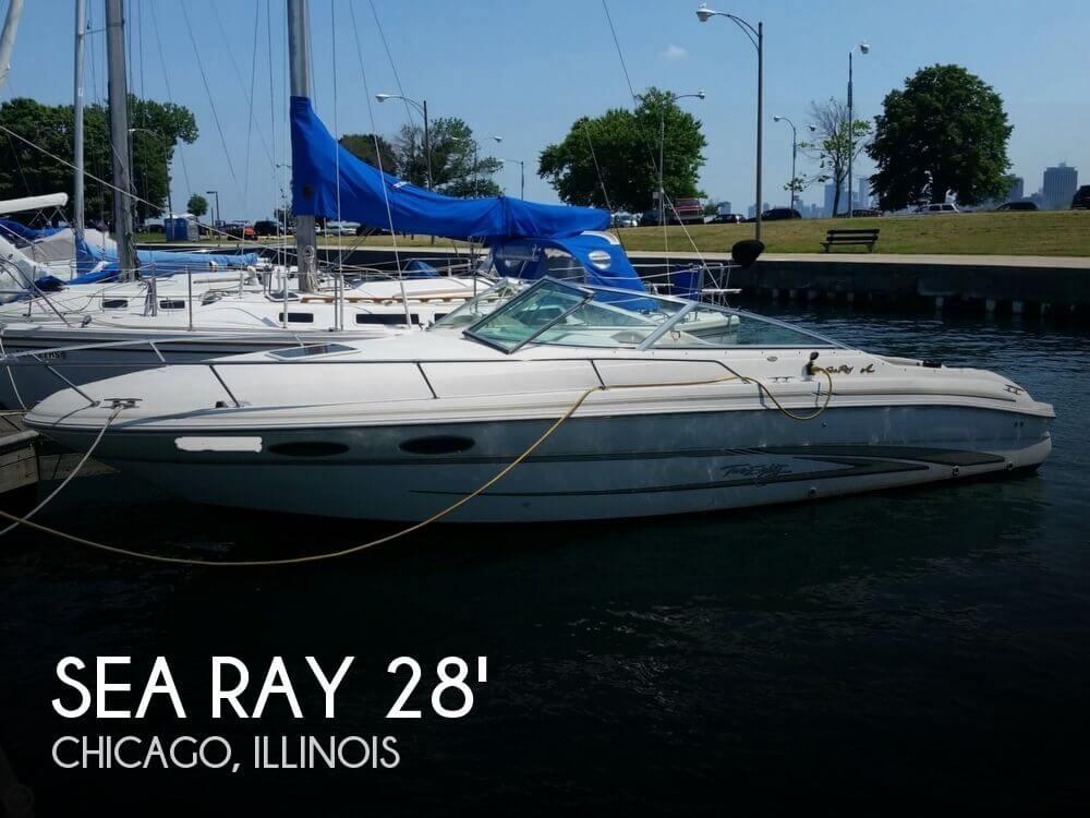 1997 Sea Ray 28 - Photo #1