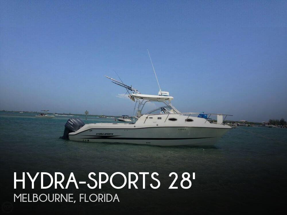 2002 Hydra-Sports 28 - Photo #1