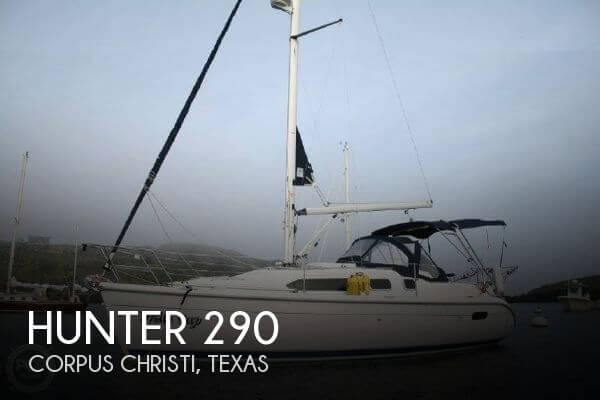 2001 Hunter 28 - Photo #1