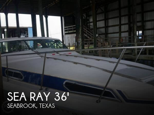 1979 Sea Ray 36 - Photo #1
