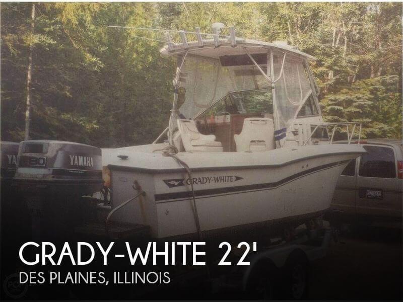 1988 Grady-White 22 - Photo #1