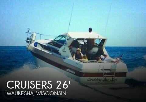 1985 Cruisers 26 - Photo #1