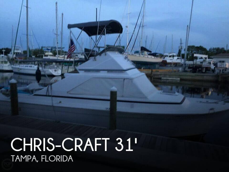 1968 Chris-Craft 31 - Photo #1