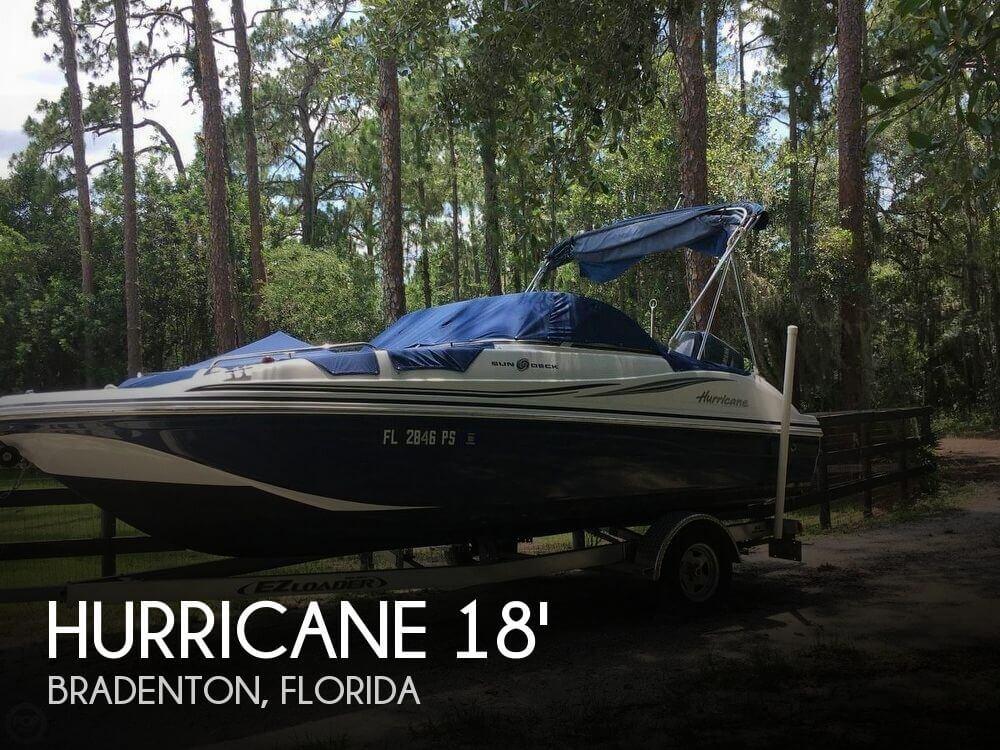 2014 Hurricane 18 - Photo #1