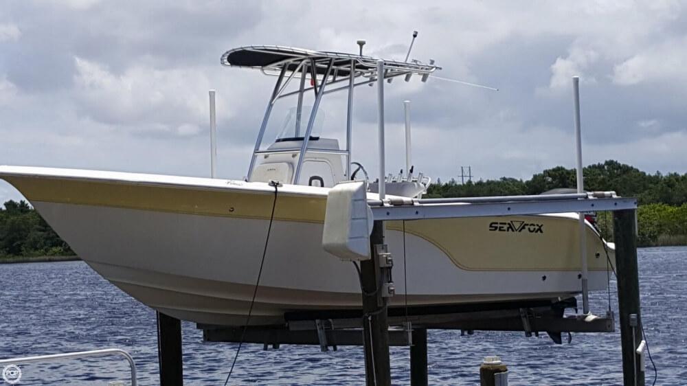 2007 Sea Fox 23 - Photo #9