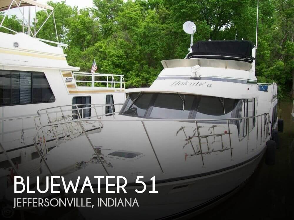 1985 Blue Water 51