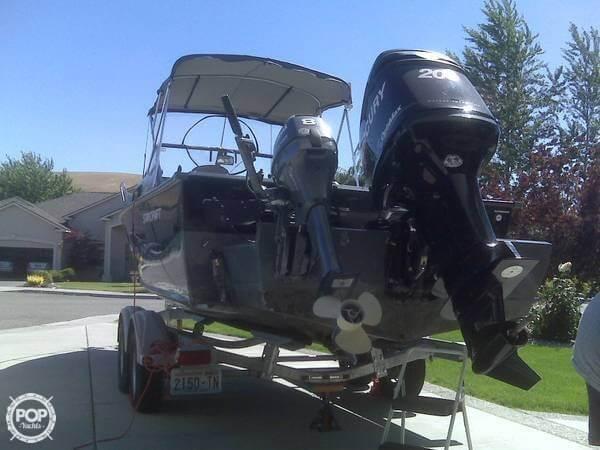 2007 Starcraft 24 - Photo #3