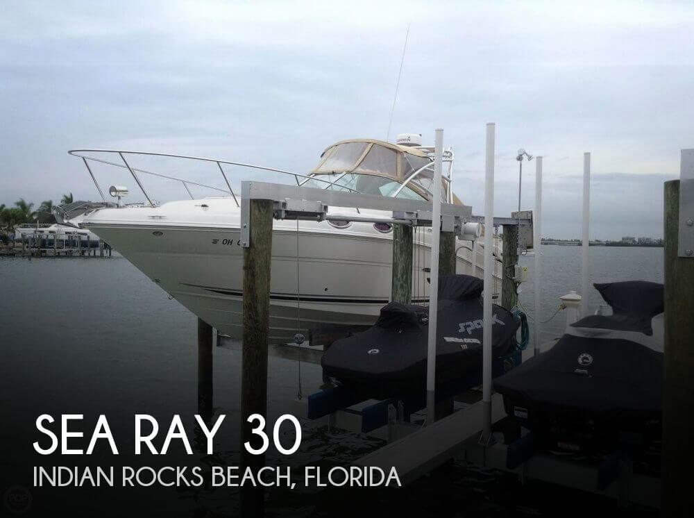 2007 Sea Ray 30 - Photo #1