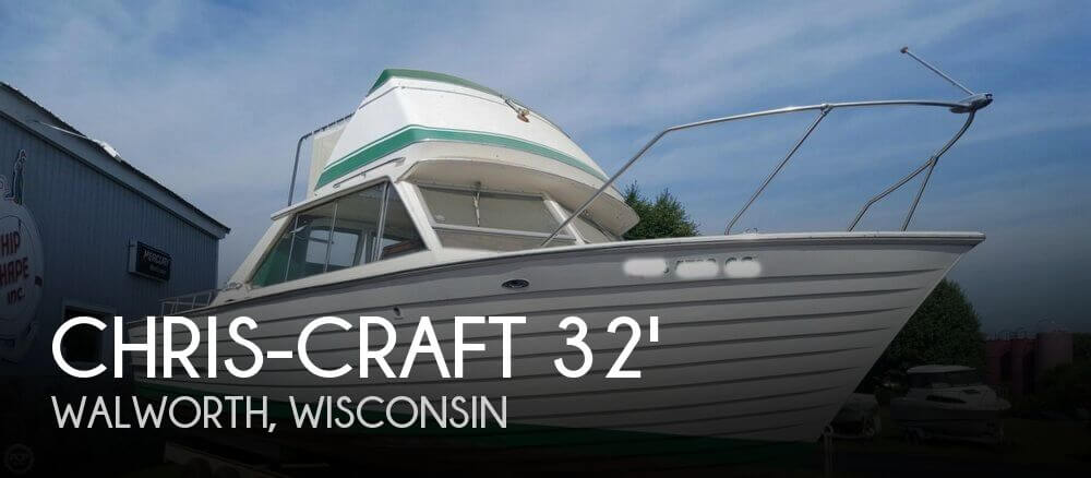 1967 Chris-Craft 32 - Photo #1