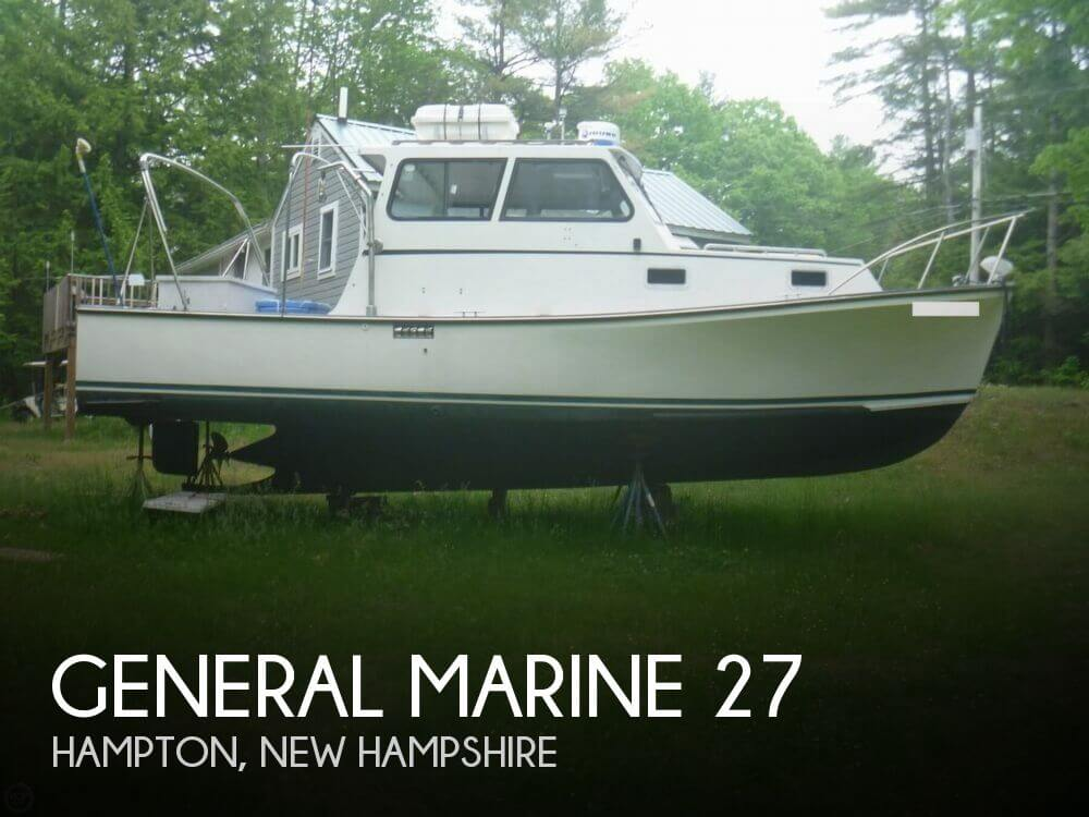 1998 General Marine 27 - Photo #1