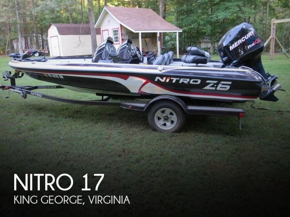 2012 Nitro 17 - Photo #1