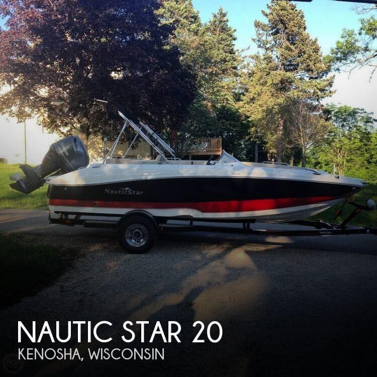 2014 Nautic Star 20 - Photo #1