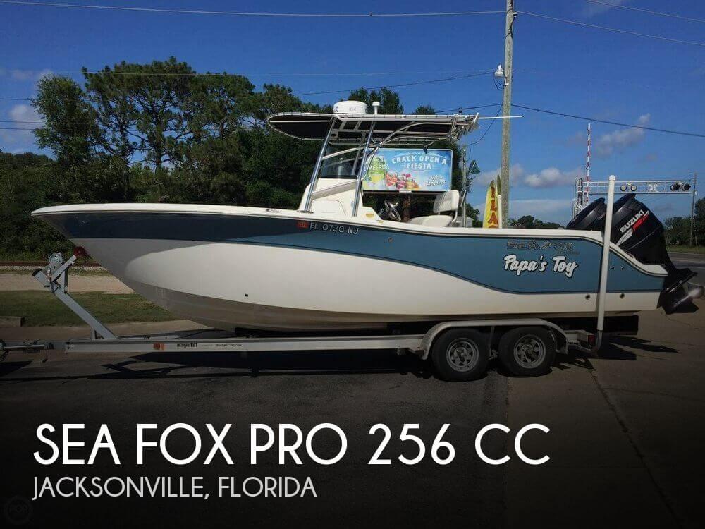 2007 Sea Fox Yachts 25 - Photo #1