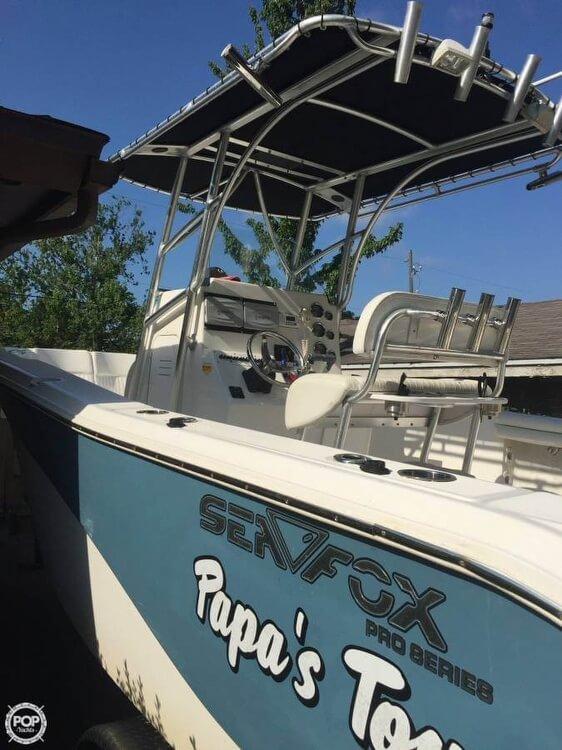 2007 Sea Fox Yachts 25 - Photo #2