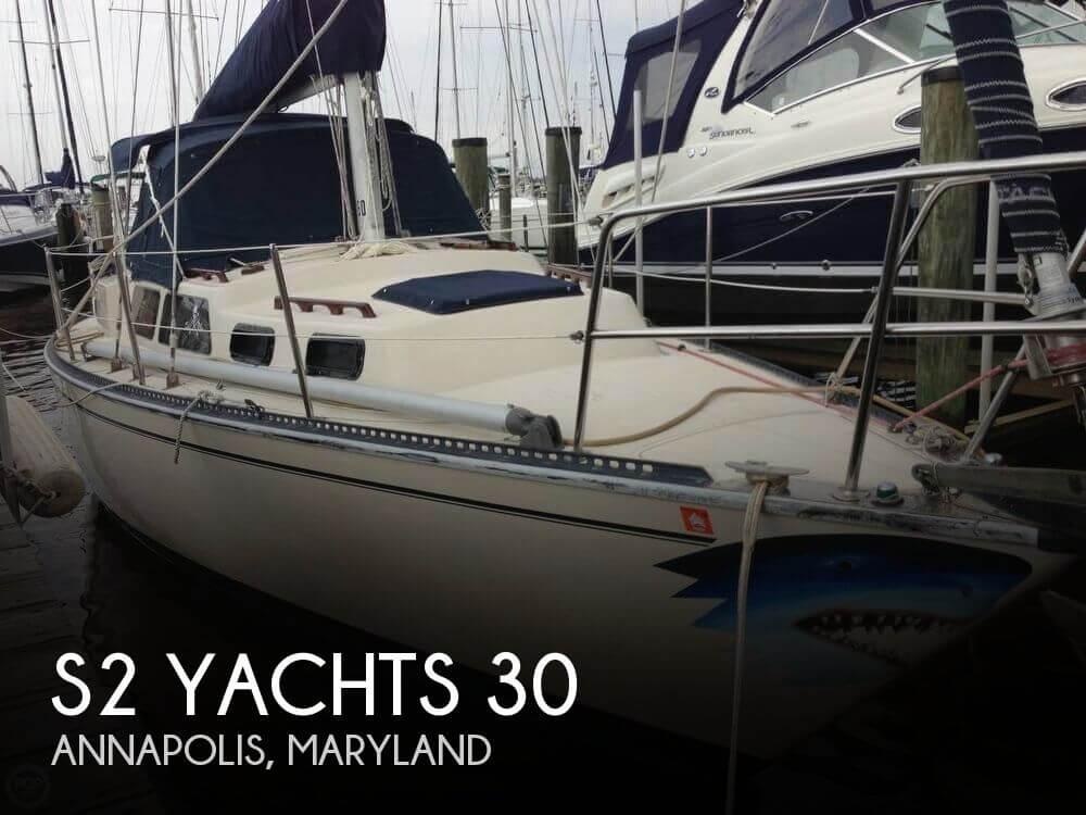 1982 S2 Yachts 30 - Photo #1