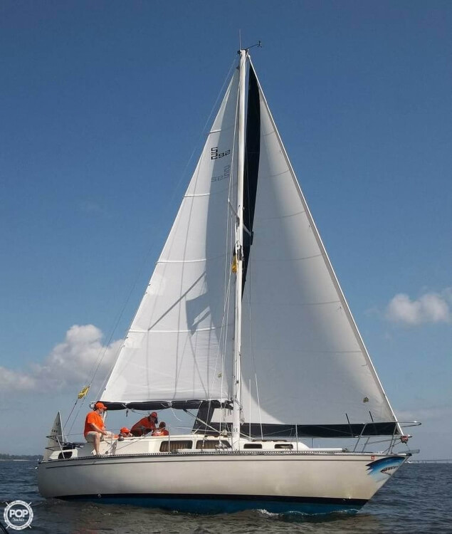 1982 S2 Yachts 30 - Photo #2