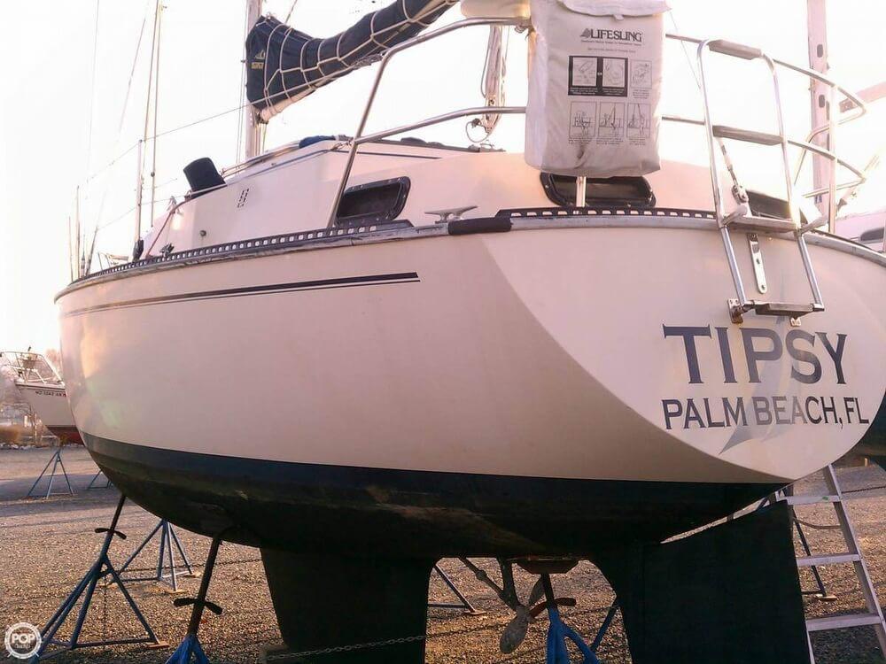 1982 S2 Yachts 30 - Photo #10