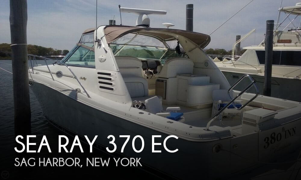 1997 Sea Ray 40 - Photo #1