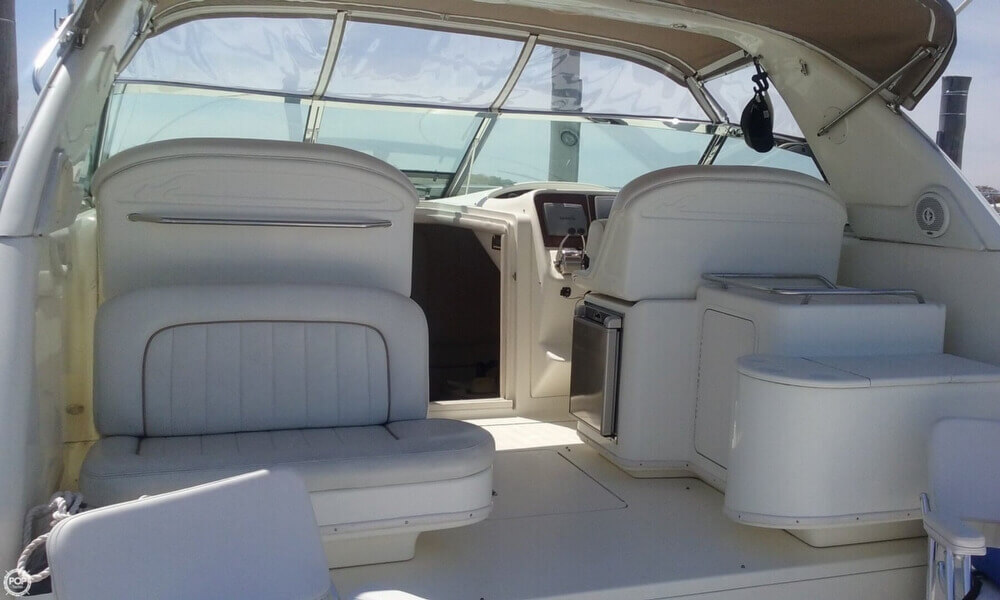 1997 Sea Ray 40 - Photo #11