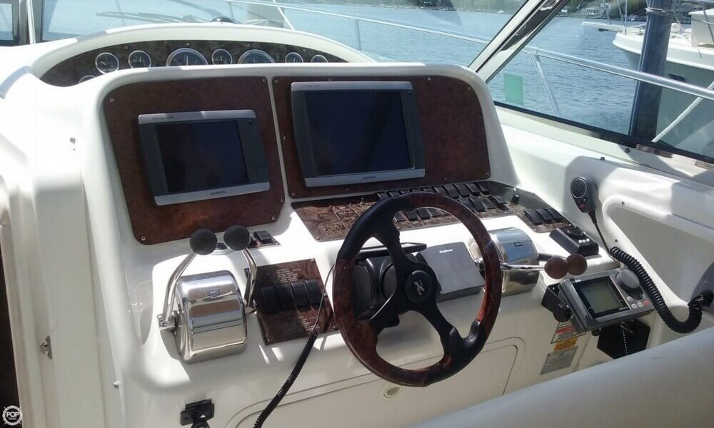 1997 Sea Ray 40 - Photo #23