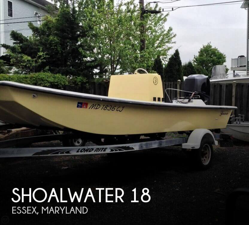 1990 Shoalwater 18 - Photo #1