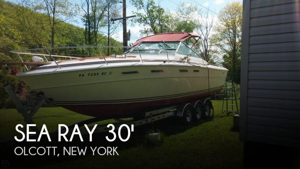1978 Sea Ray 30 - Photo #1