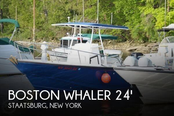 1997 Boston Whaler 24 - Photo #1