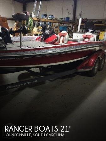 2011 Ranger Boats 20 - Photo #1