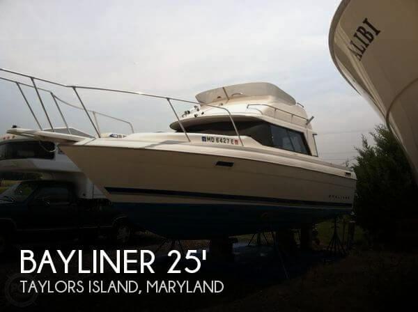 1994 Bayliner 25 - Photo #1