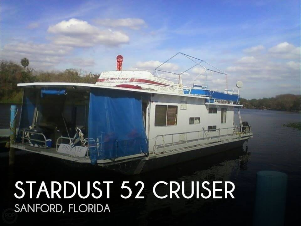 1987 Stardust Cruiser 52 - Photo #1
