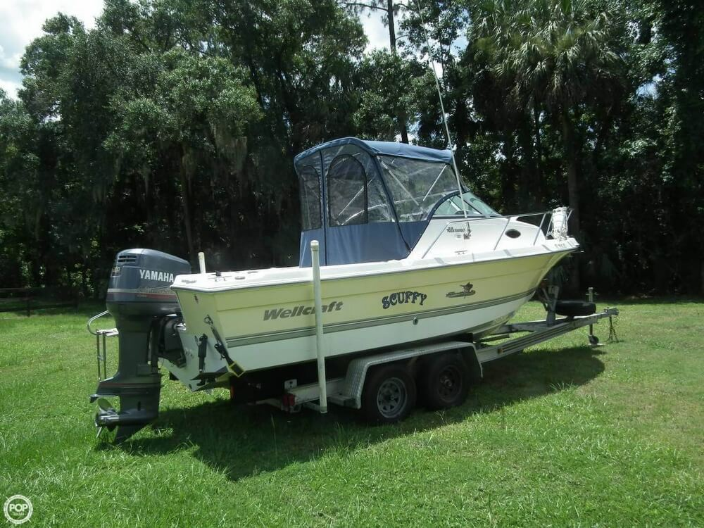 2004 Wellcraft 22 - Photo #5
