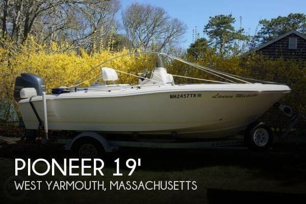 2013 Pioneer 19 - Photo #1