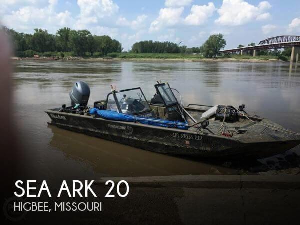 2015 Sea Ark 20 - Photo #1