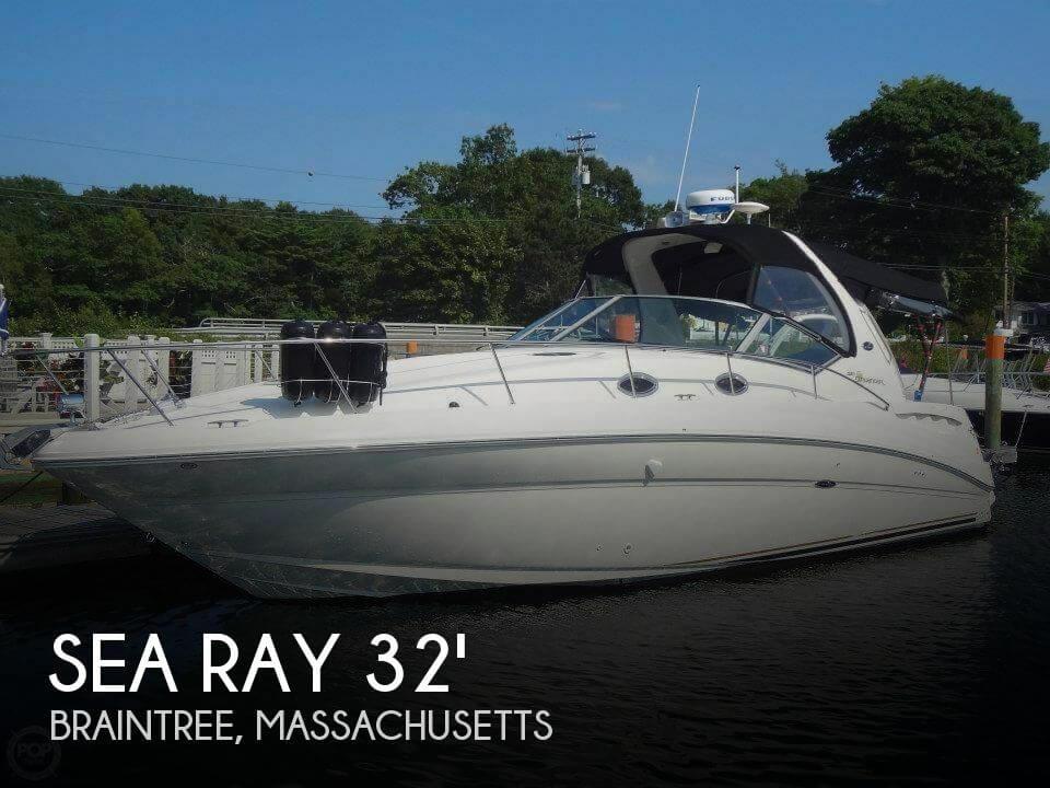 2003 Sea Ray 32 - Photo #1